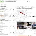 avis google bilan de compétences